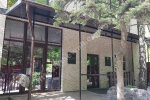 Фасадные термопанели «Термодом» в Киеве и области: дома с фасадным утеплителем керамогранит 1