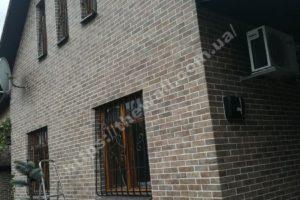 Фасадные термопанели «Термодом» в Киеве и области: дома с фасадным утеплителем керамогранит 2