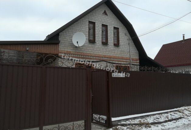 Подгороднее (Днепропетровская область) объект до утепления 1