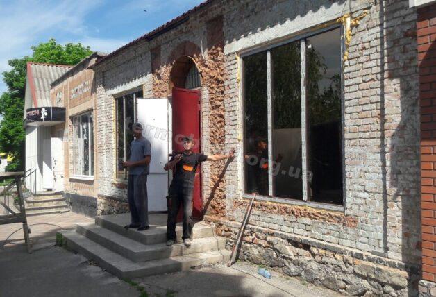 Компанеевка (Кировоград) объект до утепления 1