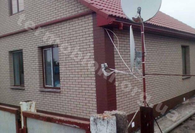 Кировоград объект после утепления 1
