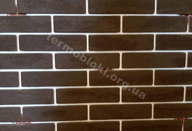 Термопанель BrickStyle Strand Crystal коричневая 12